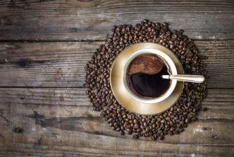 Coffee as a pre