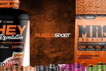 MuscleSport, The New It Brand
